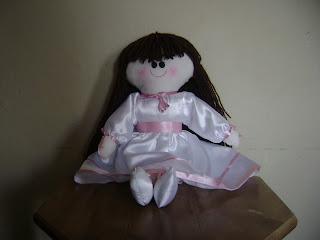 fotos+090 - Bonecas daminhas em tecido