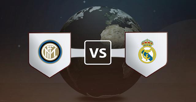 نتيجة مباراة ريال مدريد وانتر ميلان اليوم الاربعاء 25 نوفمبر 2020 في دوري أبطال أوروبا