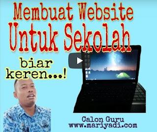 Manfaat Blog atau Website Untuk Sekolah