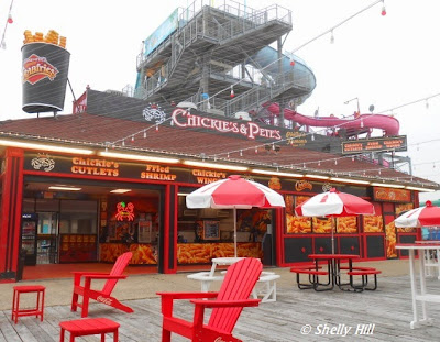 Chickie's & Pete's Crab House and Sports Bar in Wildwood New Jersey