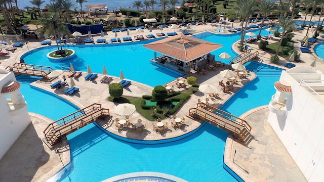Hotel Siva Sharm, Pool