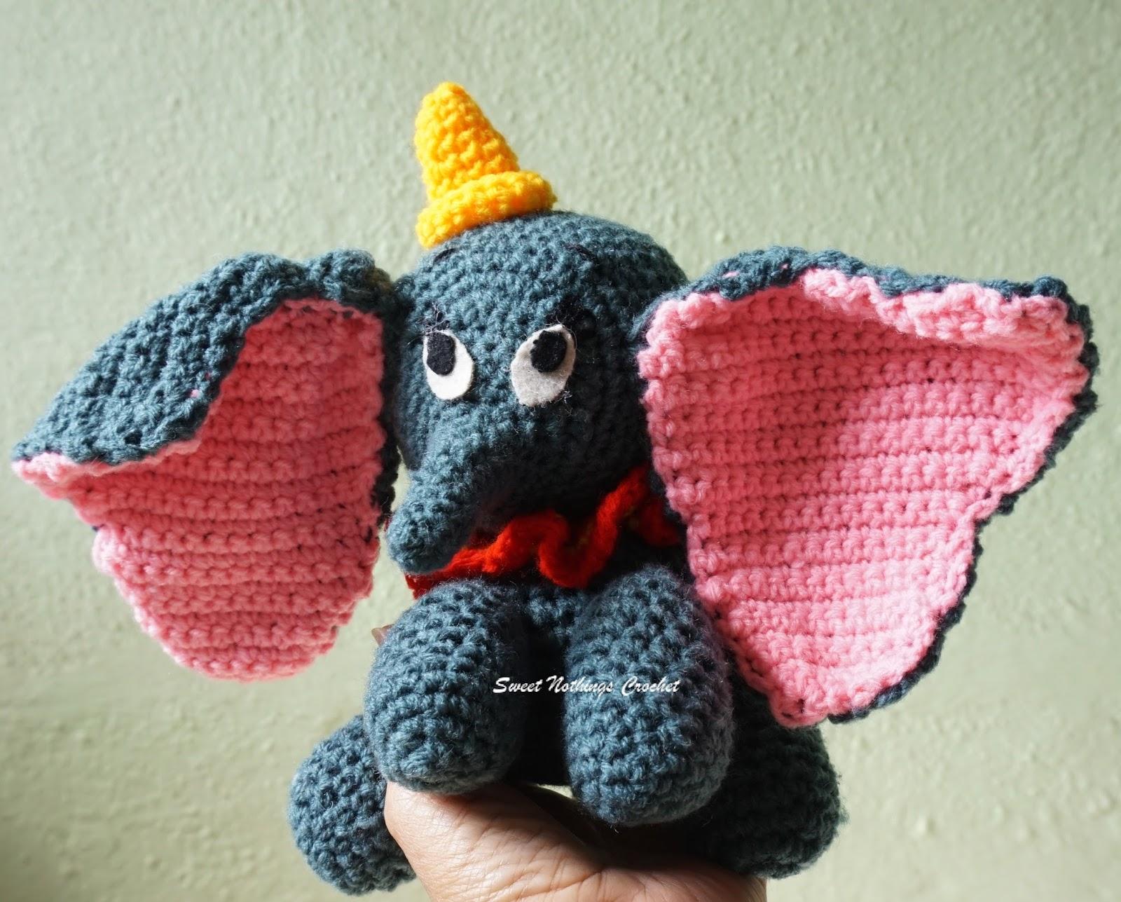 Sweet Nothings Crochet: MR. BIG EARS