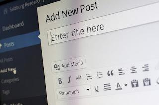 मुझे अपने ब्लॉग पर पहले पोस्ट के लिए क्या लिखना चाहिए