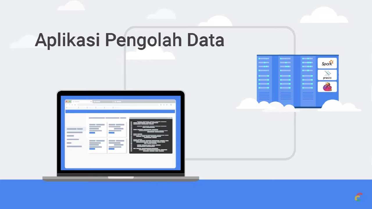 Aplikasi pengolah data