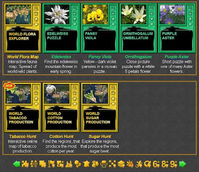 Flora Games
