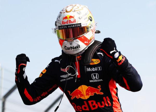 Max Verstappen Emirates Formula 1 70Th Anniversary Grand Prix 2020.08.09