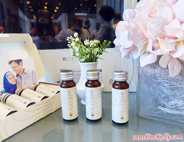 CellCode, Health & Beauty Drink, Align Creative Sdn. Bhd., Tan Sri Noh Bin Hj Omar, Perbadanan Usahawan Nasional Berhad, Beauty Drink, Beauty