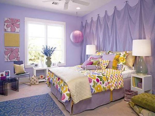 các bước chọn sơn cho phòng ngủ