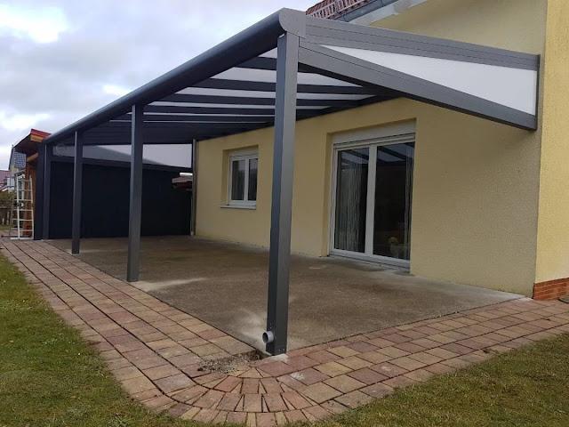Desain Atap Teras Rumah Sederhana