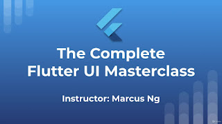 The Complete Flutter UI Masterclass | iOS & Android in Dart