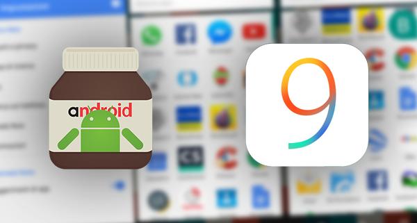 قائمة بالميزات الجديدة في Android N التي نسختها جوجل من نظام ابل iOS !