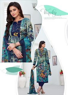 Levisha Mejestik Dress Material | Indian women's Ethnic wear
