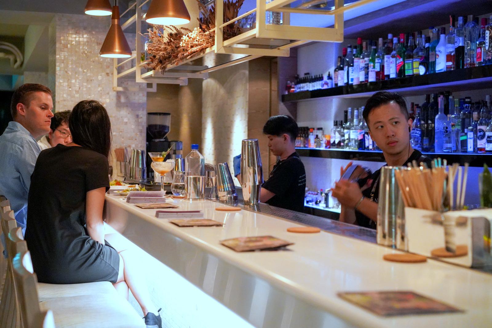Taipei Bar Crawl: Indulge, Bar Mood, Aha Saloon & Draft Land