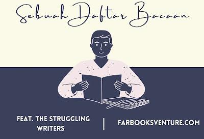 Sebuah Daftar Bacaan: Struggling Writers