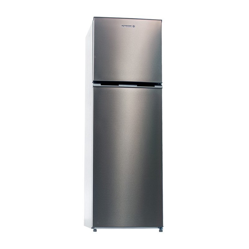Xtreme two-door refrigerator