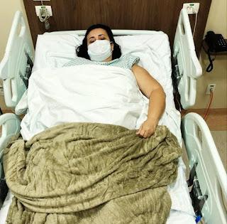 Vereadora Isaura Barbosa passa por cirurgia na capital do Estado e se recupera bem