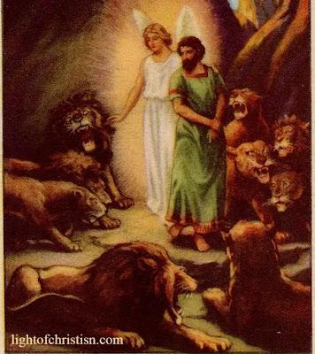 شخصية وقوة ضد المسيح (دا 8: 15- 27)