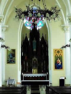Altar da Igreja Matriz de São Leopoldo