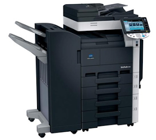 Konica Minolta bizhub 423 copiers, printers and scanners are ideal for medium-sized working groups.