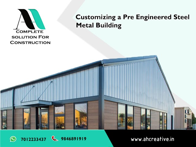 Pre Engineered Buildings | Manufacture & Suppliers‎