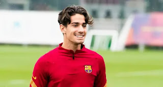 Barca winger Alex Collado set to be promoted to 1st team this summer