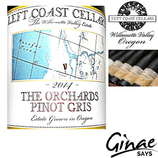 Wednesday's Wine: 2014 Orchards Pinot Gris