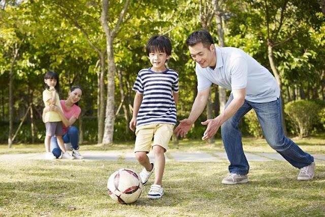 Cara Membantu Pembentukan Tulang Sehat dan Kuat pada Anak