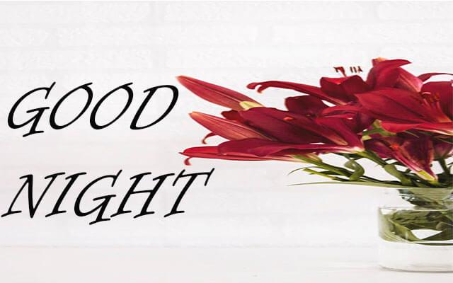 Good Night Flowers images Boyfriend