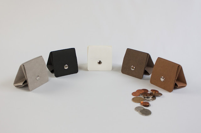Pinkoi 獨家首賣 摺紙零錢包- 紙樣手創設計