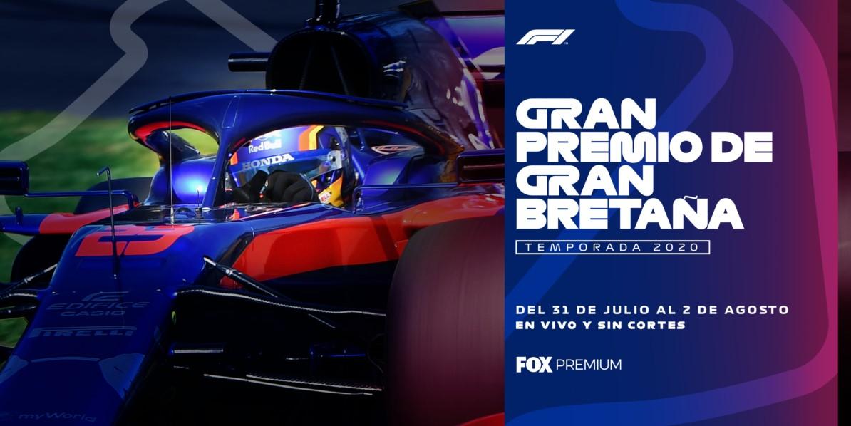 Regresa La Adrenalina Y La Acción A Fox Premium con la Formula 1