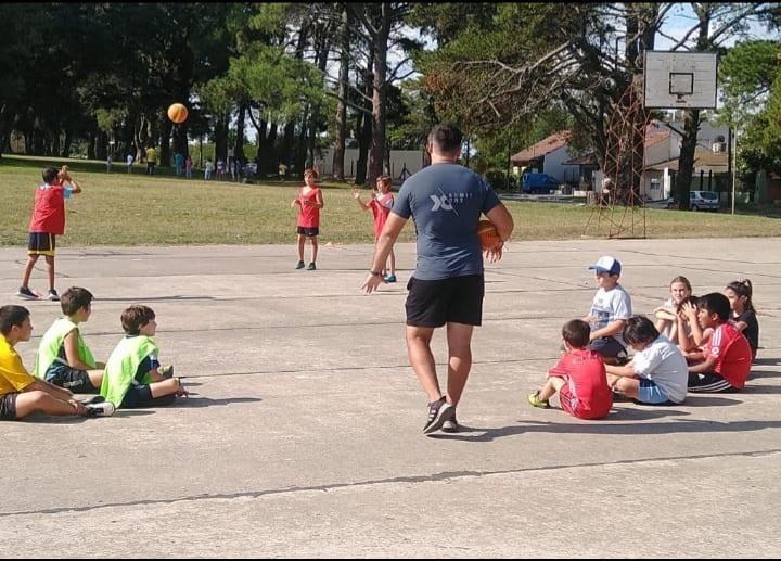 Escuela de Iniciación Deportiva municipal