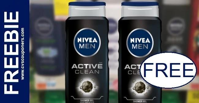 FREE Nivea Body Wash CVS Deal 9-26-10-2