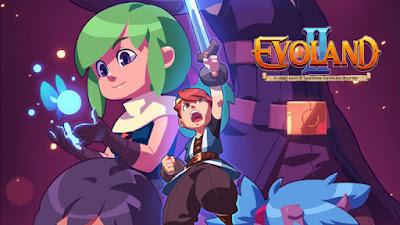 لعبة Evoland 2 مهكرة مدفوعة, تحميل APK Evoland 2, لعبة Evoland 2 مهكرة جاهزة للاندرويد, Evoland 2 apk mod paid
