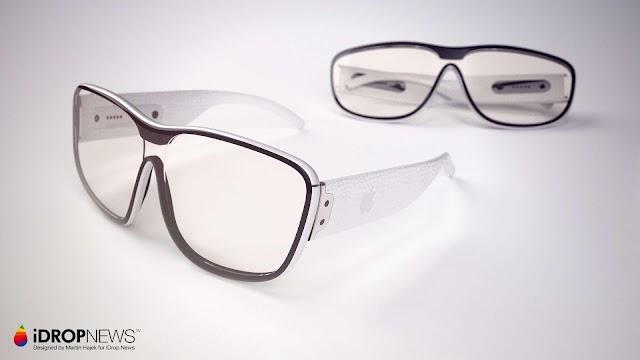 Les lunettes Apple Glass à 500 dollars
