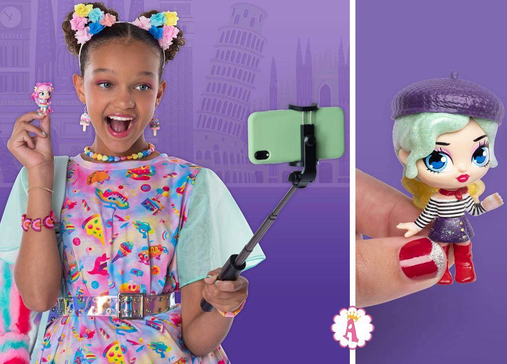 Феи Хетчималс Пикси серия Отпуск новые куклы 2020 года