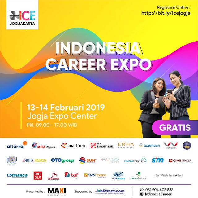 Job Fair Jogja 2019