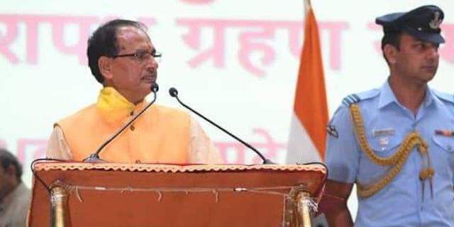 शिवराज सिंह ने सदन में बहुमत साबित किया, कांग्रेसी विधायकों ने सत्र का बहिष्कार किया   MP NEWS