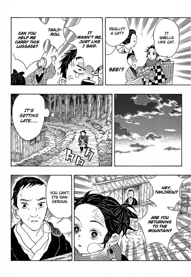 Demon Slayer: Kimetsu no Yaiba ,episode 1 65