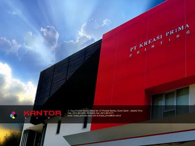 Perusahaan Percetakan Offset Jakarta Timur