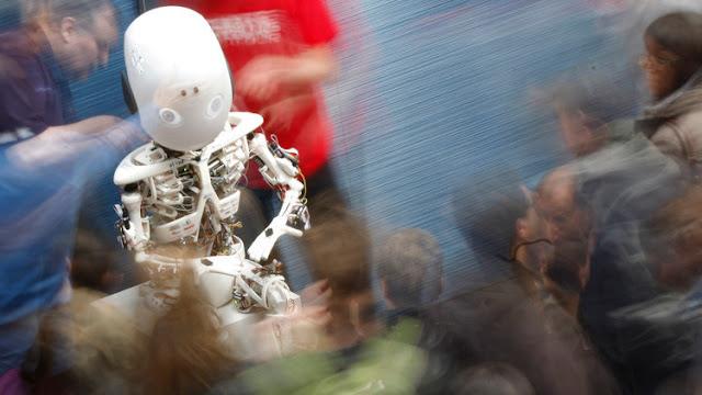 """""""Ciudadano Electrónico"""": El Parlamento Europeo redacta los derechos y leyes para los robots"""