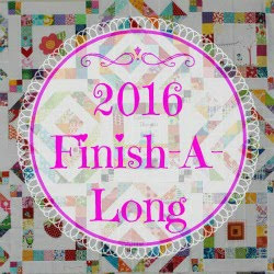 Finish A Long 2016