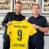 Chegou o substituto de Dembélé no Borussia Dortmund: o atacante ucraniano Yarmolenko