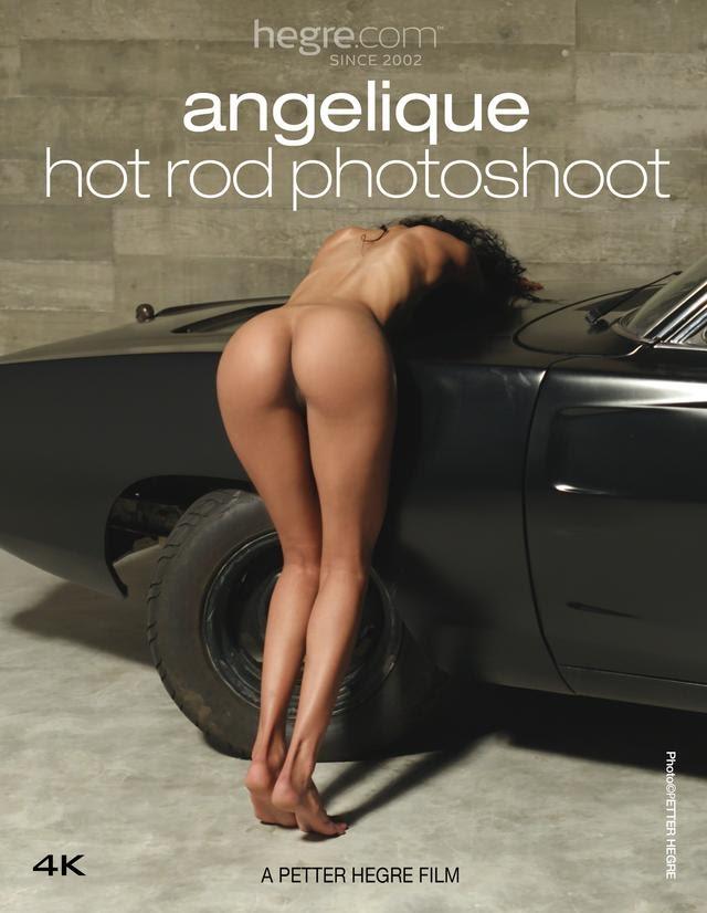 [Art] Angelique - Hot Rod Photo Shoot 739922