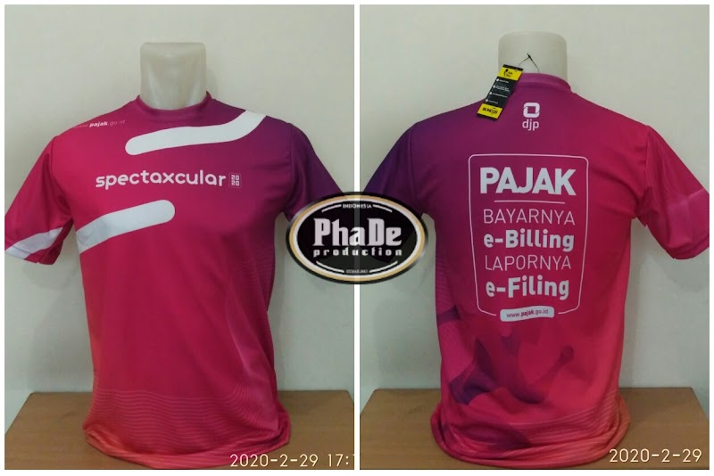 JERSEY LARI SPECTAXULAR 2020 BY PhaDe Production