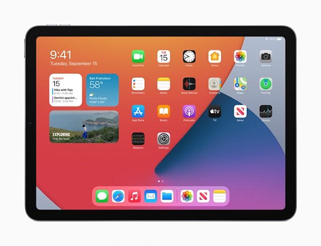 iPad Air 2020 trình làng với viền siêu mỏng