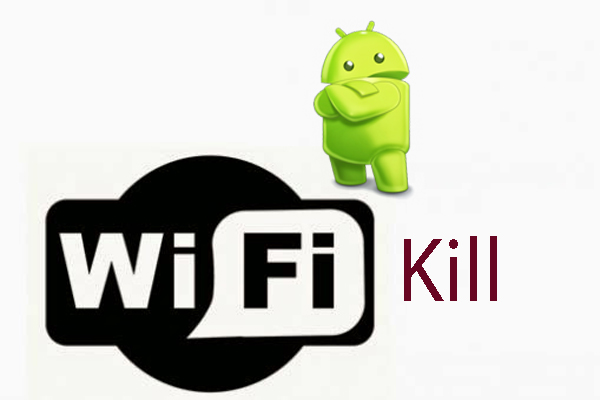 How to Stole WiFi security Using Android Apps?