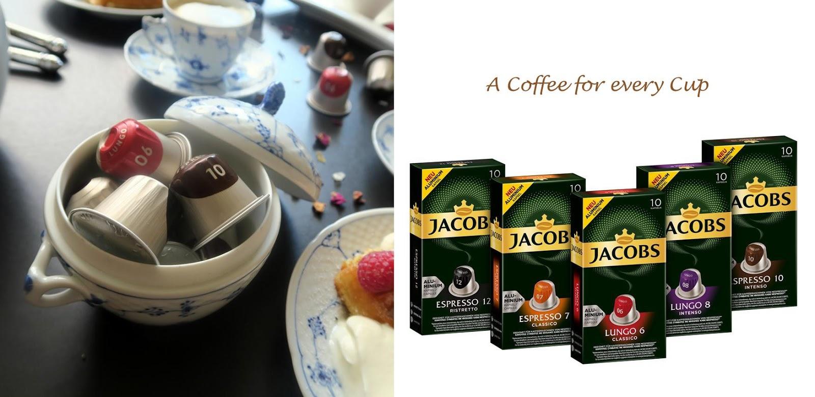 Kaffee Jacobs Kapseln
