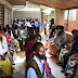 MALAWIANS QUEUE FOR COVID-19 VACCINE JABS IN BLANTYRE CITY