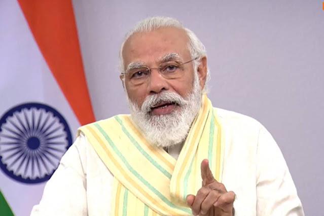 ये साल PM मोदी जी के लिए भी ठीक नहीं रहा, साल के 40 दिन विदेश में रहने थे 2020 देश में ही बीता