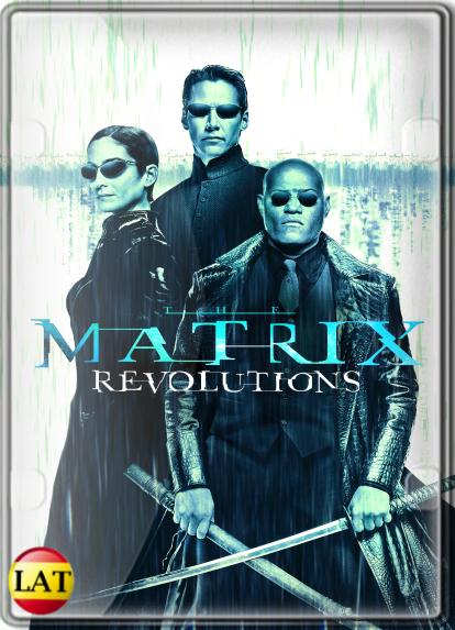 Matrix: Revoluciones (2003) DVDRIP LATINO